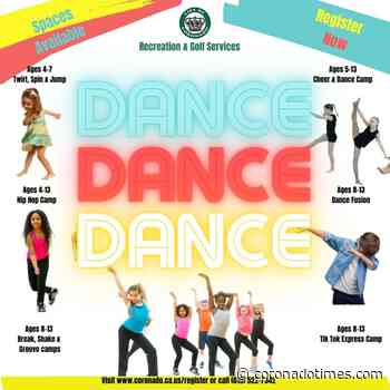 Recreation Summer Dance Camps! - Coronado Times Newspaper