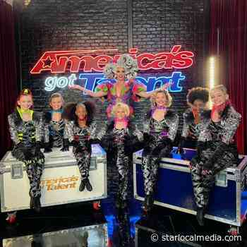 Mesquite Dance company competes on America's Got Talent - Star Local Media