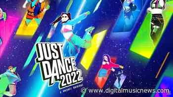 Just Dance 2022 Coming With 40 New Songs in 700 Song Catalog - Digital Music News