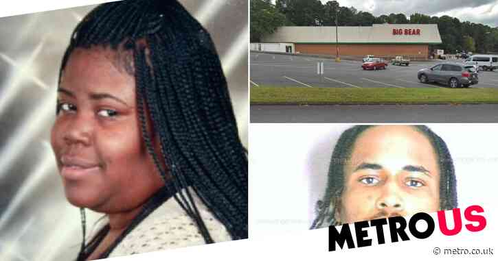 Pictured: Cashier, 41, shot dead by shopper who she 'asked to wear a face mask'
