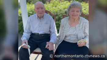 Sault Ste. Marie couple marks 75th wedding anniversary - CTV Toronto