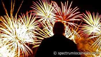 Fireworks display at NYS Fairgrounds marks milestone - Spectrum News