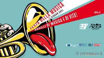 A Olginate è tutto pronto per la Festa Europea della Musica 2021 - Prima Lecco