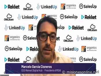 Congreso Regional de Marketing: Marcelo Cisneros destacó el uso del Marketing Data Driven como herramienta para lograr un crecimiento empresarial - Misiones OnLine