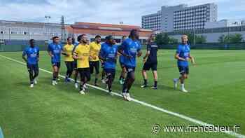 Ligue 2 : en plein mercato, les Sochaliens retrouvent le chemin de l'entraînement - France Bleu