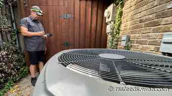 As the heat ramps up, a shortage in parts is impacting the A/C repair industry