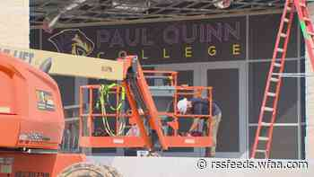 Paul Quinn College celebrates campus transformation with community tours, open house