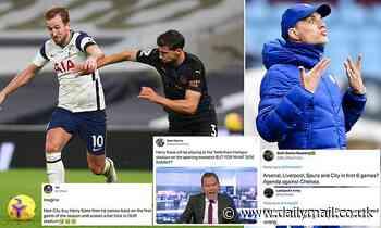Tottenham fans fear Harry Kane will make his Man City debut against them in Premier League opener