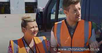 Chris and Rosie Ramsey deliver to unsuspecting Amazon customers