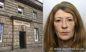 Wife is found guilty of murdering her husband by pouring boiling water mixed with SUGAR over him