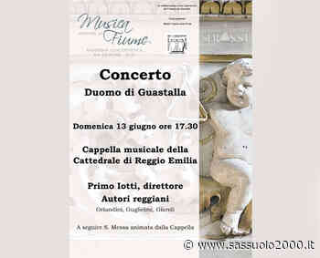 """A Guastalla inizia la XIXª Rassegna """"Musica intorno al fiume"""" - sassuolo2000.it - SASSUOLO NOTIZIE - SASSUOLO 2000"""