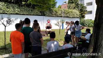 Conegliano, la Street art incontra i grest estivi: collaborazione tra l'associazione IntArt e la parrocchia di San Pio X - Qdpnews