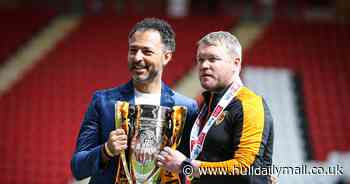 Ehab Allam expects 'six or seven' Hull City signings but Grant McCann has budget restrictions - Hull Live