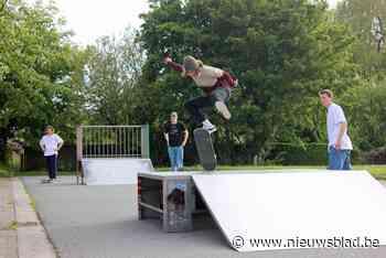 Jongeren krijgen pop-up skatepark vanaf juli (Zottegem) - Het Nieuwsblad