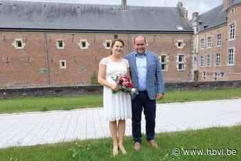 Annemie en Kristof in Bilzen (Bilzen) - Het Belang van Limburg Mobile - Het Belang van Limburg