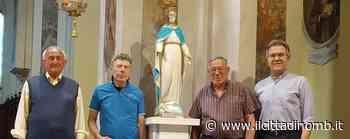 Restaurata a Giussano la statua della Madonna profanata dall'Isis - Il Cittadino di Monza e Brianza