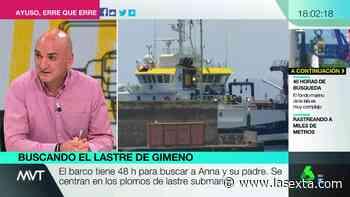"""El inspector Serafín Giraldo pide que Tomás Gimeno """"no termine como Antonio Anglés"""" aunque no se enc - LaSexta"""