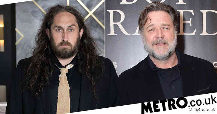Russell Crowe makes secret generous donation to Ross Noble's cause for Celebrity Apprentice