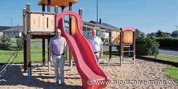 Keine Gefahr wegen Blei: Kall stellt Hinweisschilder für Spielplatz-Nutzung auf - Kölnische Rundschau
