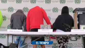 Capturan a tres personas por presunto robo en URI de Popayán - El Tiempo