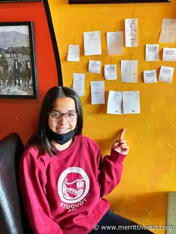 Mandolin's creates free 'Meal Wall' for the community - Merritt Herald