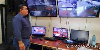 Se instalarán 60 cámaras de vigilancia para combatir la delincuencia en Zacatecoluca - Diario La Página