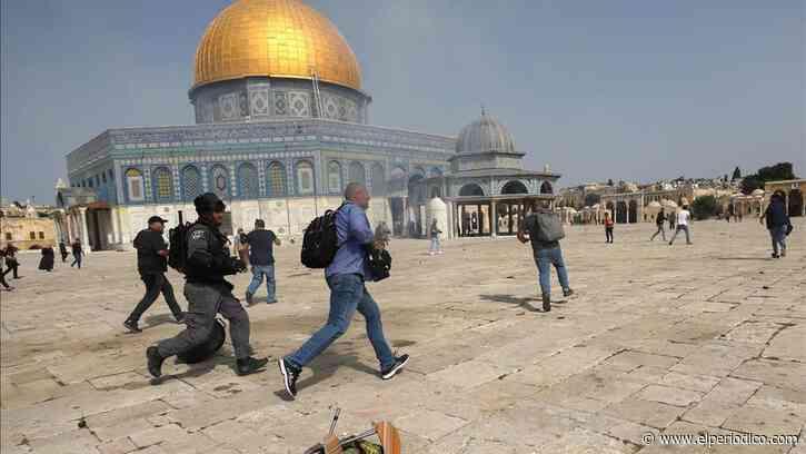 Una marcha de judíos ultranacionalistas devuelve la tensión a Jerusalén - El Periódico