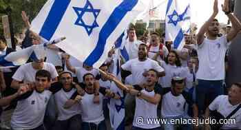 Así será la ruta del desfile de banderas en Jerusalén el 15 de junio - Enlace Judío