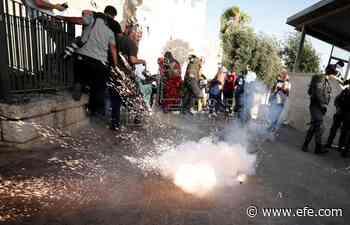 La Puerta de Damasco de Jerusalén vuelve a ser escenario de pequeños choques - EFE - Noticias