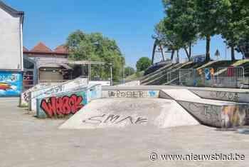 Nieuw skatepark komt eraan, jeugd moet meehelpen financieren - Het Nieuwsblad