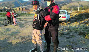 Huancayo: indignados vecinos capturan e intentan linchar a ladrones - Panamericana Televisión