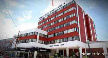 Fiscalía de Huancayo allana oficinas de Transportes y Comunicaciones del gobierno regional y detiene a 27 exfuncionarios - El Comercio Perú