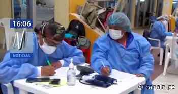 Huancayo: Vacunación contra la COVID-19 en el VRAEM iniciará el martes 15 de junio - Canal N
