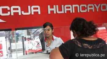 Caja Huancayo lanza campaña que triplica saldo de AFP - LaRepública.pe