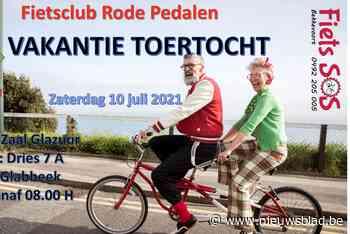 Opnieuw op de fiets in groep, met alle leeftijden - Het Nieuwsblad