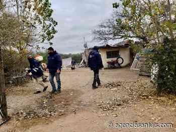 Chagas: realizaron actividades preventivas en Villa Mercedes - Agencia de Noticias San Luis
