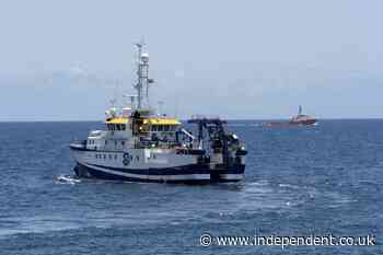 Tenerife deep-water search continues for body of girl, 1, believed thrown into sea by vengeful father