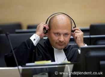 British lawyer Karim Khan sworn in as ICC's chief prosecutor