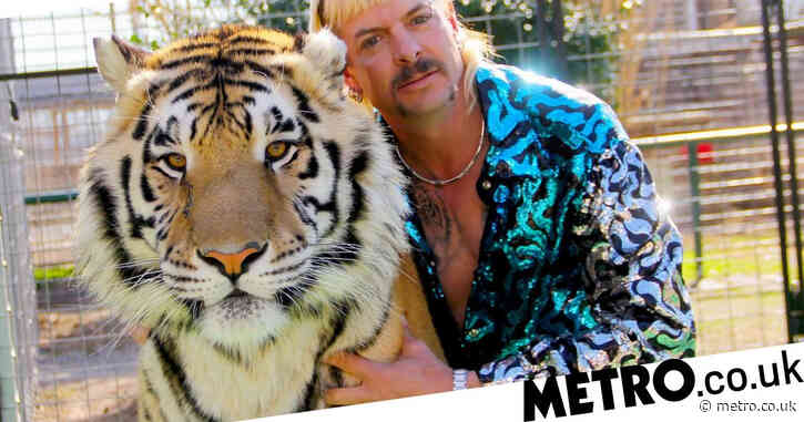 You can buy Joe Exotic's actual outfits from Tiger King as he launches auction from jail