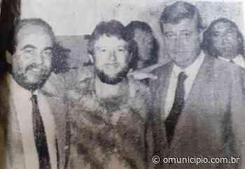 Memória do Esporte: Delfim, Ciro Roza e Ricardo Teixeira em 1989 - O Munícipio