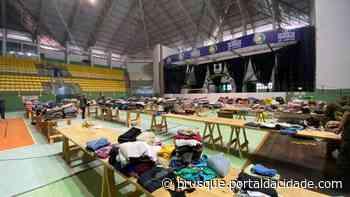 Prefeitura de Brusque inicia entrega de peças arrecadadas em campanha de inverno - ®Portal da Cidade   Brusque