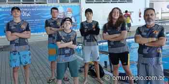 Vaquinha virtual: nadadores de Brusque precisam de apoio para competições nacionais - O Munícipio