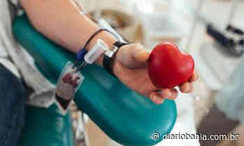 Ações incentivam doação de sangue em Itabuna - Diário Bahia