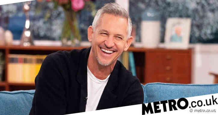 Bake Off: The Professionals contestant reveals he was named after former footballer Gary Lineker