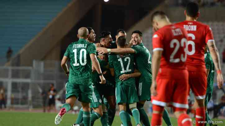 Friendlies provide lessons and questions for African giants
