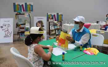 Aprenden y se divierten en campamento de lectura - El Sol de Tampico