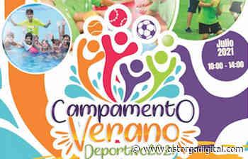Abiertas las inscripciones para el campamento urbano deportivo del Ayuntamiento de Valderrey - Astorga Digital
