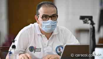 Gobernador pide que se reanude la actividad empresarial de la región - Caracol Radio