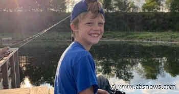 10-year-old boy dies in South Dakota river after saving his younger sister - CBS News