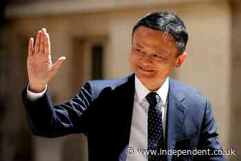 Jack Ma: Alibaba co-founder says billionaire is 'lying low' and has taken up painting